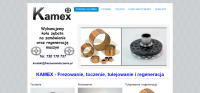 Czytaj więcej: Kamex - Frezowanie, toczenie, tulejowanie i regeneracja