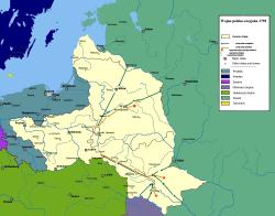 Operacje wojny polsko-rosyjskiej 1792
