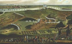Johan Filip Lemke, Bitwa pod Warszawą 1656