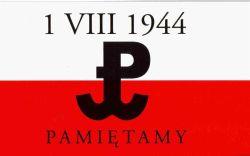 1 sierpnia 1944 r. - Powstanie warszawskie