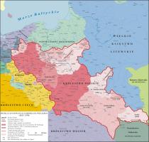 Korona Królestwa Polskiego w latach 1333-1370