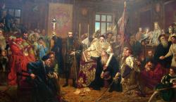 Unia Lubelska – obraz Jana Matejki